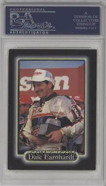 1990 Maxx Collection - [Base] #3 - Dale Earnhardt [PSA/DNA Certified Encased]