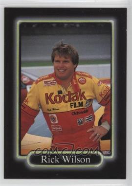 1990 Maxx Collection - [Base] #75 - Rick Wilson