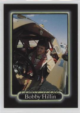 1990 Maxx Collection - [Base] #8 - Bobby Hillin Jr.