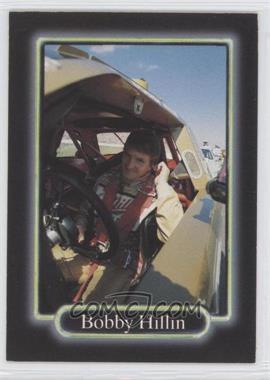 1990 Maxx Collection - [Base] #8.2 - Bobby Hillin Jr. (Correct Stats on Back)
