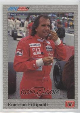 1991 All World PPG Indy Car World Series - [Base] #20 - Emerson Fittipaldi