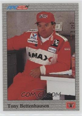 1991 All World PPG Indy Car World Series - [Base] #6 - Tony Bettenhausen