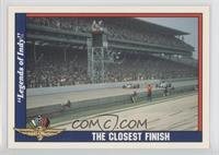 The Closest Finish