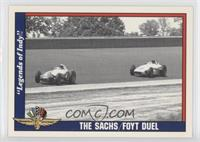The Sachs/Foyt Duel