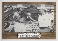 Shirtless Winner