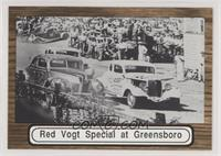 Red Vogt Special at Greensboro