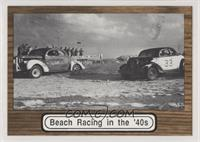 Beach Racing in the '40s