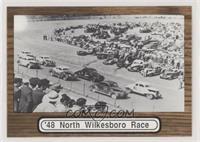 '48 North Wilkesboro Race