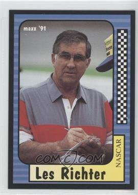 1991 Maxx Collection - [Base] #102 - Les Richter