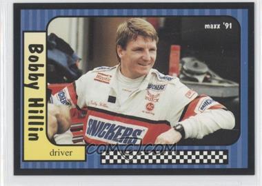 1991 Maxx Collection - [Base] #99 - Bobby Hillin