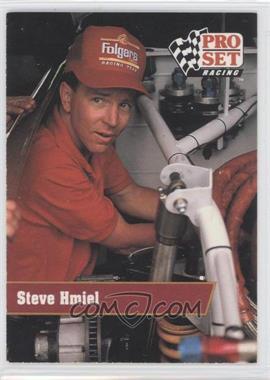 1991 Pro Set - [Base] #24 - Steve Hmiel