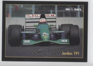 1991 Pro Trac's Formula One - [Base] #76 - Andrea de Cesaris