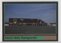 Checklist (Mello Yello Transporter)
