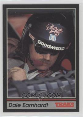 1991 Traks - [Base] #3.2 - Dale Earnhardt (...Sports Image, Inc. at racing venues and concessions...)