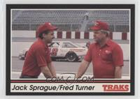 Jack Sprague, Fred Turner