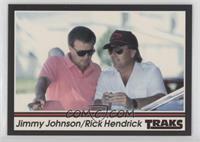 Jimmy Johnson, Rick Hendrick