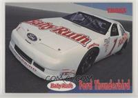 Baby Ruth Ford Thunderbird
