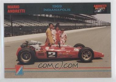 1992 Collect-A-Card Andretti Racing - [Base] #97 - Mario Andretti