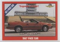 1987 Pace Car