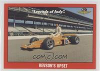 Revson's Upset