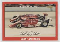 Danny and Mario