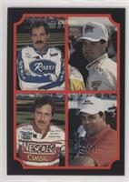 Kenny Wallace, Chuck Bown, Tommy Houston, Jimmy Hensley