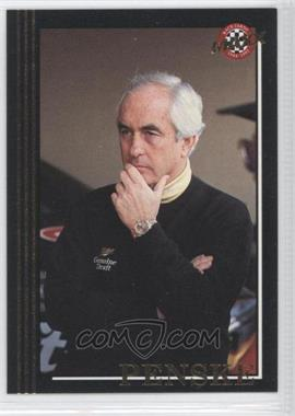 1992 Maxx 5th Anniversary - [Base] #110 - Roger Penske