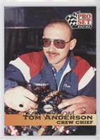 Crew Chief - Tom Anderson
