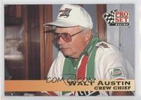 Crew Chief - Walt Austin