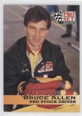 1992 Pro Set - [Base] #70 - Bruce Allen