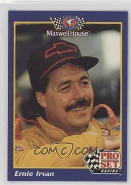 1992 Pro Set Maxwell House Racing - [Base] #12 - Ernie Irvan