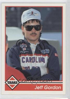 1992 Traks - [Base] #101 - Jeff Gordon