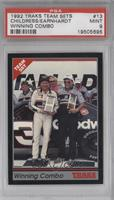 Winning Combo (Dale Earnhardt, Richard Childress) [PSA 9 MINT]