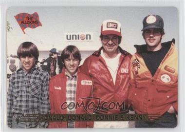 1993 Action Packed - [Base] #145 - Ronald Allison, Donnie Allison, Donald Allison
