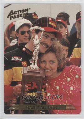 1993 Action Packed - Davey Allison #DA2 - Davey Allison