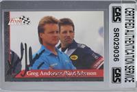 Greg Anderson, Kurt Johnson [CASCertifiedSealed]