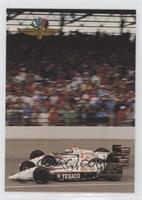 Mario and Michael Andretti