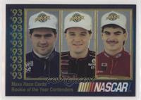 Bobby Labonte, Kenny Wallace, Jeff Gordon #/60,000