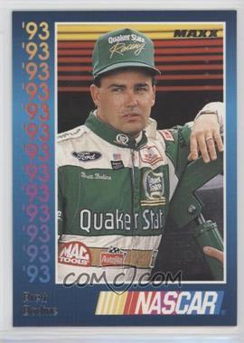 1993 Maxx - Premier Series #26 - Brett Bodine