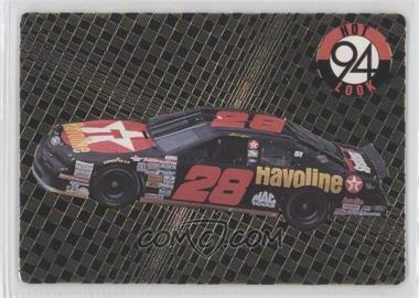 1994 Action Packed - [Base] #135 - Ernie Irvan