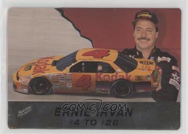 1994 Action Packed - [Base] #58 - Ernie Irvan