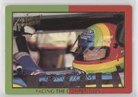 Facing the Competition (Jeff Gordon)