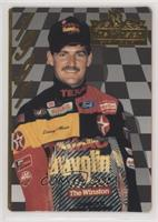 Davey Allison (24 K gold)