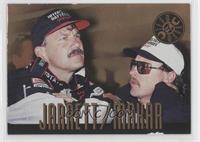 Dale Jarrett, Jimmy Makar