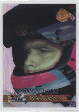 1994 Maxx Medallion - [Base] #65 - Mike Wallace