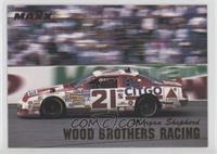 Morgan Shepherd - Wood Brothers Racing