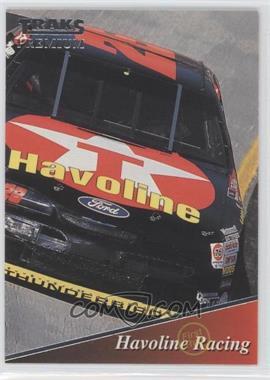 1994 Traks Premium - [Base] - First Run #160 - Ernie Irvan