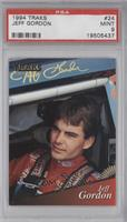 Jeff Gordon [PSA 9]