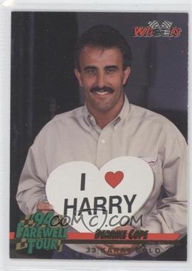 1994 Wheels Harry Gant - [Base] - 33 Karat Gold #69 - Derrike Cope