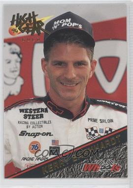 1994 Wheels High Gear - [Base] - Gold #182 - Kerry Earnhardt